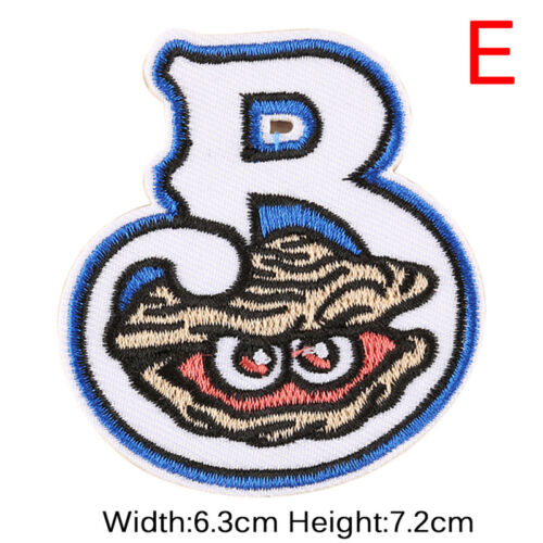 Punk Embroidery Sew On Iron On Patch Clothes Badge Fabric Applique Craft`Stic RA