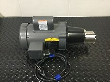 Tuthill Magnetically Driven 316 Stainless Steel Horizontal Gear Pump 5hp