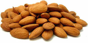 Delicious Californian Organic Almonds - Large Selection Available! 80g/500g/1KG