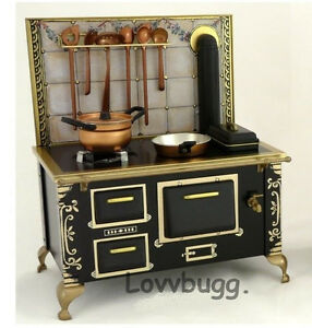 Cooking-Stove-Flowers-for-American-Girl-14-034-18-034-Doll-LOVVBUGG-BEST-US-SELLER