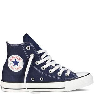 Details zu Converse Chuck Taylor All Star Classic Gr.44.5 Herren Canvas Sneaker navy Chucks