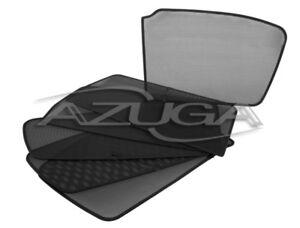 sonnenschutz blenden f r opel astra h caravan ab 2004 9 2010 komplett set auto ebay. Black Bedroom Furniture Sets. Home Design Ideas