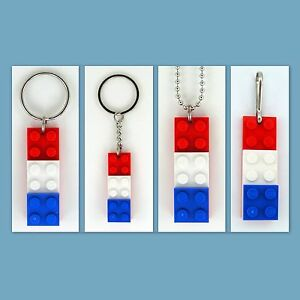1 - 40 Lot LEGO Custom Pendant #P11, U Pick Style, Party Favor, Game Prize