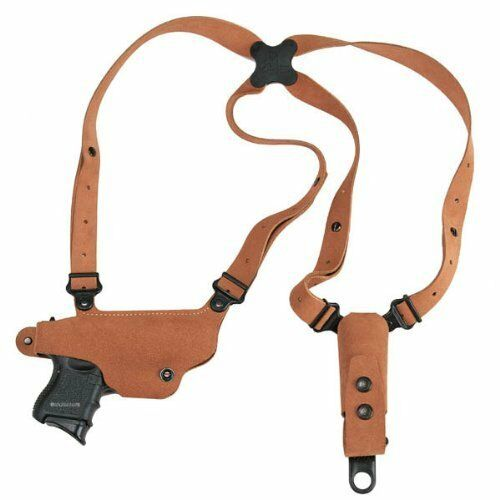 Galco Classic  Lite Shoulder System for S&W J FR 60 2 1 8 .357 .38 (Natural, Left  perfect