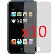 10 X CLEAR SCREEN PROTECTORS FOR APPLE IPOD TOUCH 2RD 3RD GEN 3G 2G USA SELLER