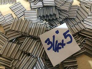 """50 X 5//8/"""" X 6 Ondulé Scie Bord Fasteners Wiggle ongles bois Connecteurs Fix"""