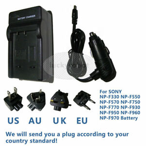 Battery-Charger-AC-V615-for-SONY-DSR-PD170-HDR-FX1-FX7E-DV-NP-F970-NP-F330-F550