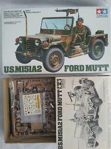 1982-TAMIYA-MM223-U-S-M151A2-FORD-MUTT-1-35-SCALE-MODEL-KIT