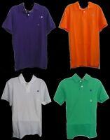 Mens Men's Solid Aeropostale A87 Logo Polo Shirt 3000