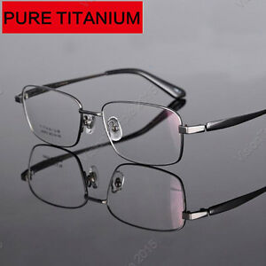 100-Pure-Titanium-Frames-Full-Rim-Glasses-Custom-prescription-Varifocal-Glasses