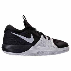 d3ebc8869889 Kid s Nike Assersion PS Basketball Shoes - Black White - NIB!
