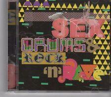 (FX934) Sex, Drums & Rock 'n' Rave - 2007 CD