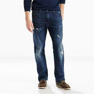 Jeans Bleu 42 36 38 569 32 Loose Pi 34 Droite Levis New Mens Jambe qH1xS4wY