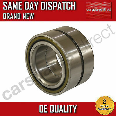 FOR IVECO DAILY III 1999--/> 29L 35S PLATFORM CHASSIS NEW FRONT WHEEL BEARING KIT