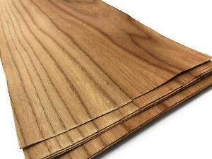 AuBergewohnlich Das Bild Wird Geladen Furnier Holz Ruester Modellbau Edelholz DIY Basteln  Werken