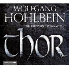 WOLFGANG HOHLBEIN - THOR 8 CD NEU