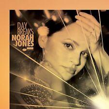 NORAH JONES DAY BREAKS CD - NEW RELEASE OCTOBER 2016