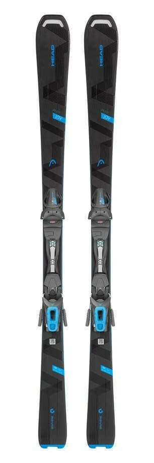 Head PURE  JOY SLR Graphene Lady Ski mit Bidg. Head JOY 9  GW  SLR  NEU 2019