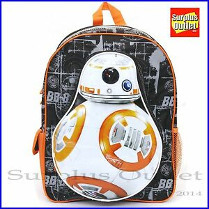 Image Is Loading Star Wars 16 034 Large School Backpack Book