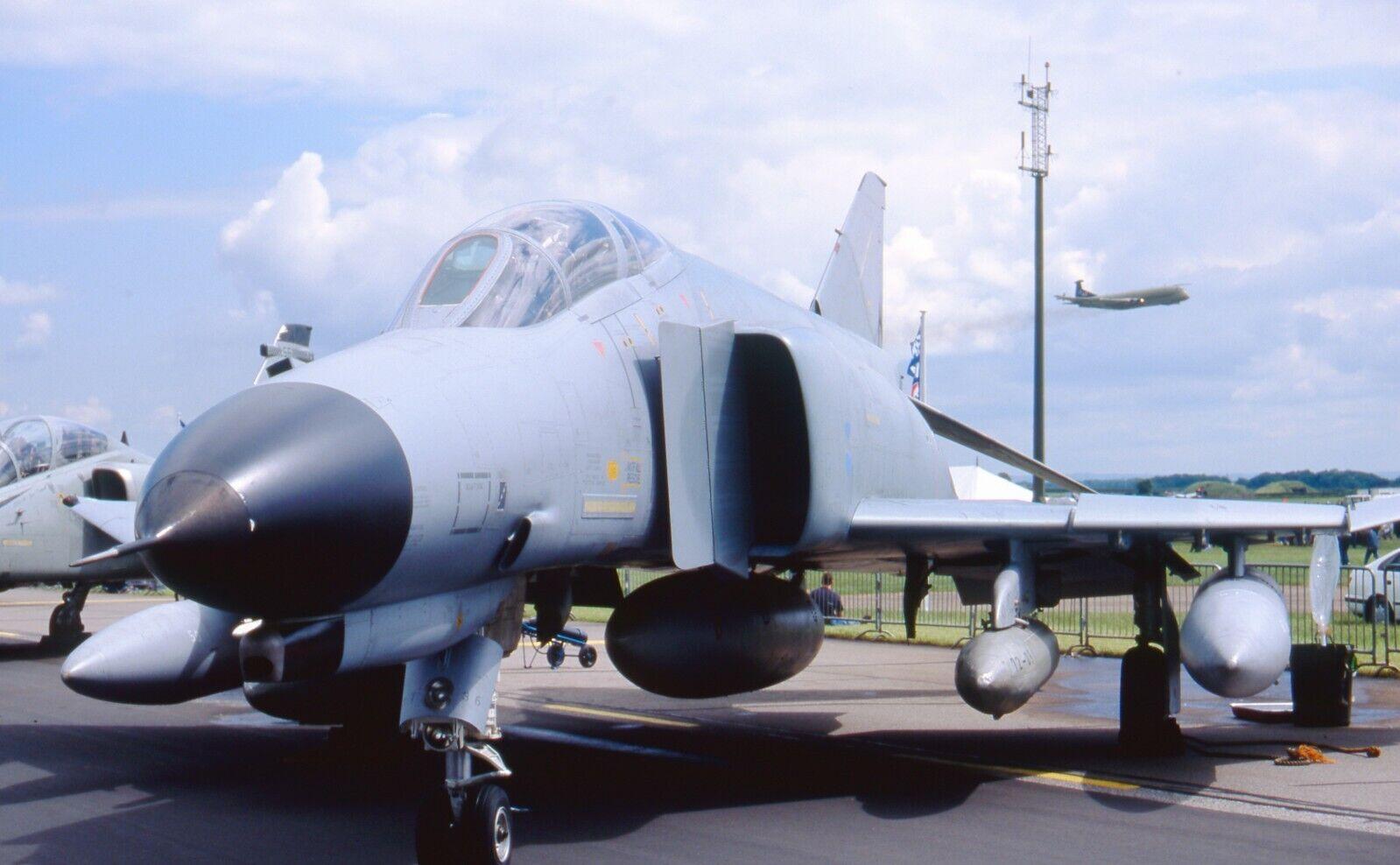 3736  McDonnell Douglas F-4F Phantom II  German Air Force  Military Print