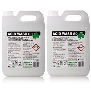 Image Is Loading Acid Wash Patio Brickwork Amp Stone Concrete Remover