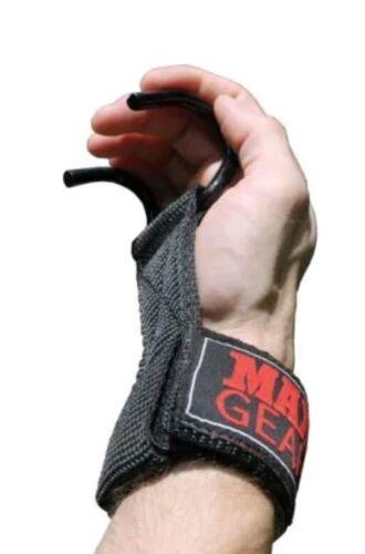 """Wrist Hooks  /""""Max Gear/"""""""