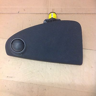 black smart roadster passenger airbag complete