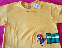 T-shirt Super Mario Bros 30th Anniversary Taille L Size L Neuf
