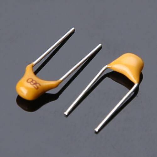 300pcs 10 Values 50V 10pF To 100nF Ceramic Capacitor Assortment Kit Set