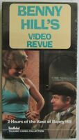 Benny Hills Video Review Vhs 1981