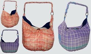 4Pc-Lot-Women-Handbag-Kantha-Shoulder-Bag-Cotton-Sling-Bag-Indian-Cross-body-Bag