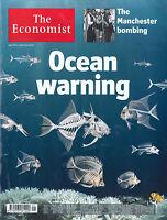 The Economist Magazin, Heft 21/2017: Ocean warning +++ wie neu +++