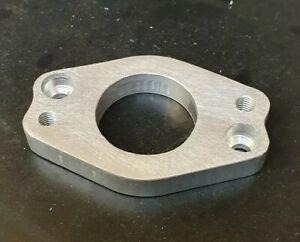 Adattatore collettore ZS 190cc 2v telaio pitbike perimetrale cnc