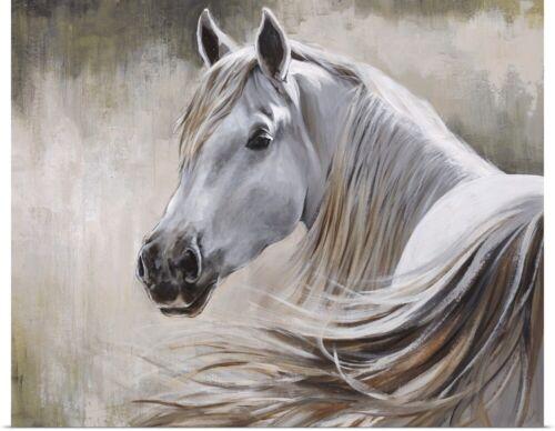 Animals Art Beautiful Horse1  Cross Stitch Pattern