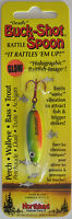 Northland Tackle Buck-shot® Rattle Spoon - 1/4 Oz. - Firetiger