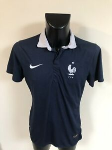 Maillot-Foot-Ancien-Equipe-De-France-Taille-XL