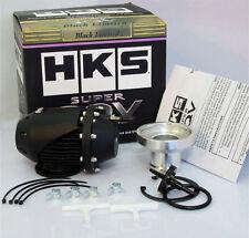 HKS Black Universal SSQV SQV Turbo Pull-type Blow Off Valve Bov Adapter JDM