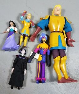 d00a3025dc6f3 Details about Disney's Hunchback Of Notre Dame 1996 Burger King Toys-  Esmeralda fast food toys