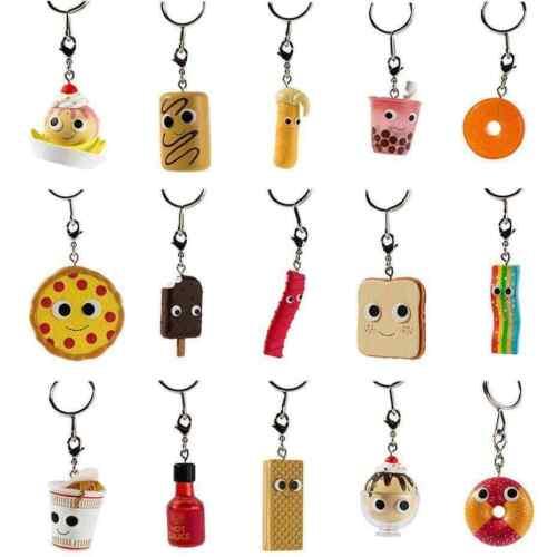 Kidrobot Yummy World Sweet And Savory Keychain Series