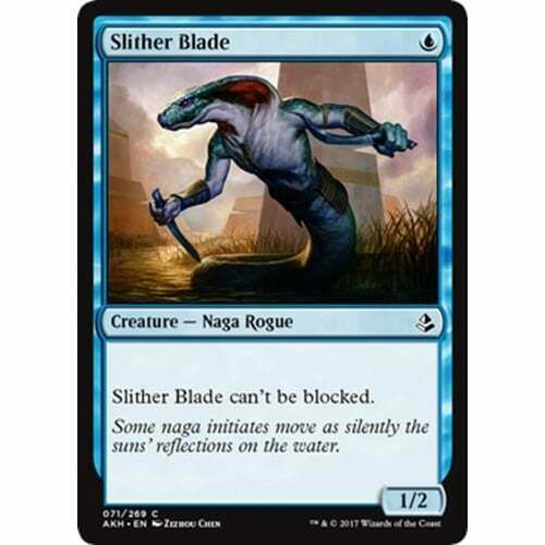 Slither Blade MTG AMONKHET