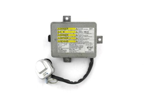 OEM 04-06 Acura TSX Xenon Ballast /& Igniter HID Control Unit headlight