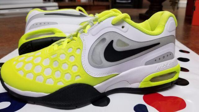 separation shoes d2831 80dcd Nike Air Max Courtballistec 4.3 (GS) Junior Tennis Shoes Size 4.5Y 488147-