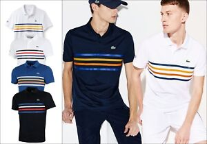 8386ce608 LACOSTE SPORT POLO SHIRT BNWT - ALL SIZES - ULTRA DRY - DH3138