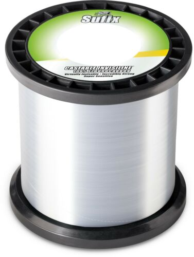Sufix InvisiLine Casting Fluorocarbon Clear Fishing Line Select Pound Test