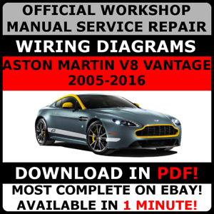 official workshop repair manual for aston martin v8 vantage 2005 aston martin vantage clutch image is loading official workshop repair manual for aston martin v8