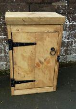 handmade wooden bespoke cupboard/storage wall /pot cupboard /medical unit