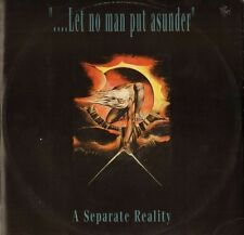 "A SEPARATE REALITY let no man put asunder HARD T 1 hard disks 12"" PS VG/EX"