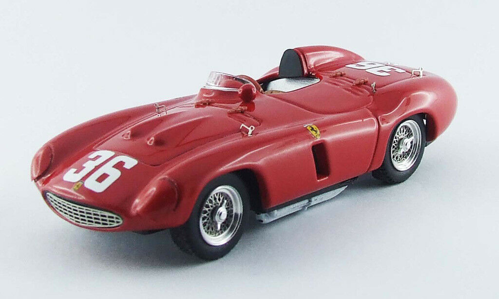 Ferrari 857 S Buenos Aires 1956 Hill   Gendebien 1 43 Model 0281 ART-MODEL