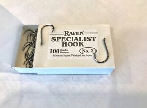 South Bend Bronze Aberdeen Hooks Size #2 100 count pack