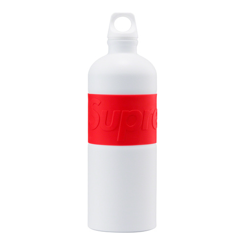 SUPREME x SIGG CYD 1.0L WATER BOTTLE - blanc - S S 2019 - 100% AUTHENTIC